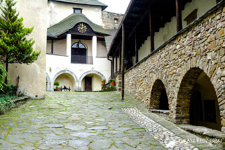 zamek dunajec niedzica zamek w niedzicy