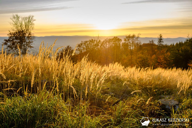 kłodzka góra szlak góry bardzkie korona gór polski