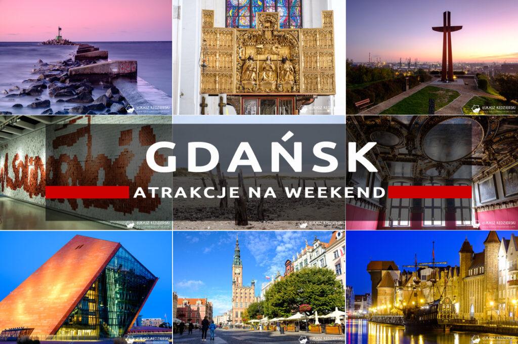 atrakcje gdańska co warto zobaczyć w gdańsku